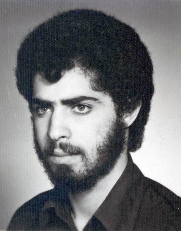 شهید سردار حاج رضا عابدی